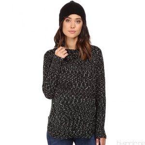 Jack by BB Dakota Elida Speckled Cowl Sweater